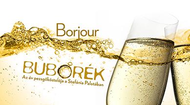Borjour buborék